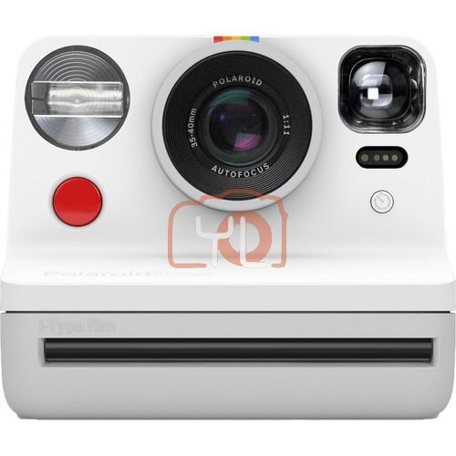 Polaroid Now Instant Film Camera (White)