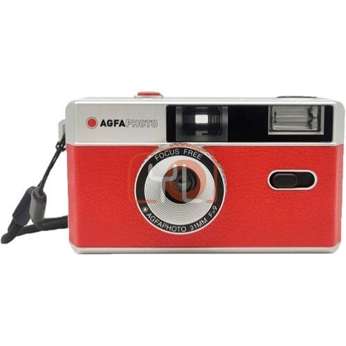 AgfaPhoto 31mm Analogue Camera - Red