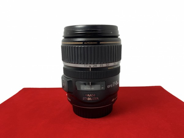[USED-PJ33] Canon 17-85MM F4-5.6 IS EFS USM, 85% Like New Condition (S/N:34126886)