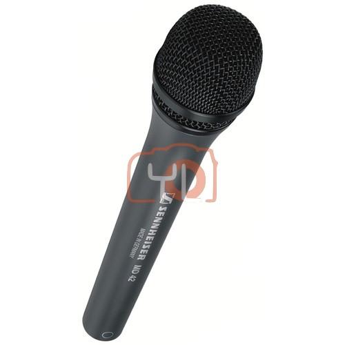 Sennheiser MD 42 ENG Handheld Microphone