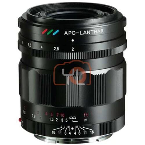 Voigtlander APO-LANTHAR 35mm F2 Aspherical SE (For Sony-E)