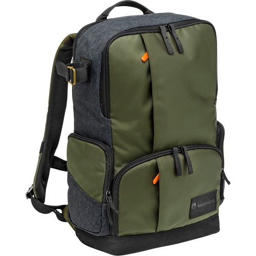 Manfrotto Street Camera and Laptop Backpack