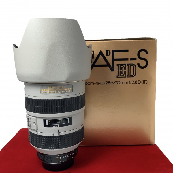 [USED-PJ33] Nikon 28-70MM F2.8 D AFS, 90% Like New Condition (S/N:230759)