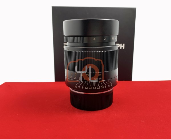 [USED-PJ33] 7artisans 28mm F1.4 (Leica M), 90% Like New Condition (S/N:621891)