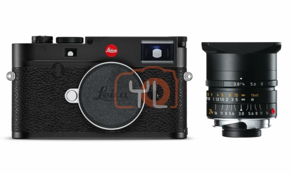 [YEAR END PROMOTION] Leica M10 Digital Rangefinder Camera + Leica Elmar-M 24mm f/3.8 ASPH (11648)