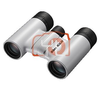 Nikon Aculon 8x21 Binocular (White)