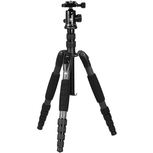 Sirui A-1205 Aluminum Tripod with Y-10 Ball Head