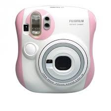 FUJIFILM INSTAX Mini 25 Instant Film Camera (PINK)