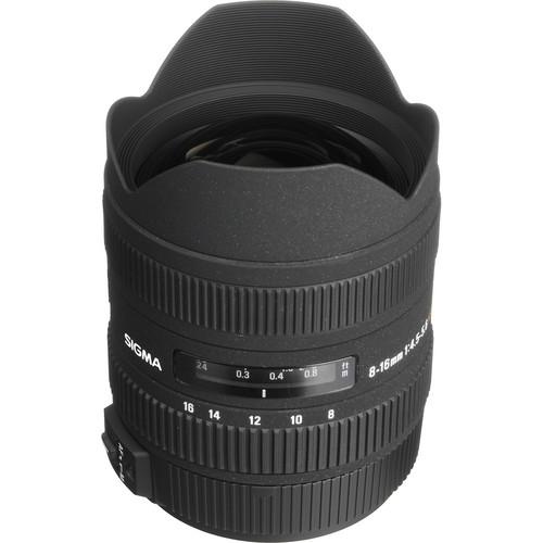 Sigma 8-16mm F4.5-5.6 DC HSM Lens (Sony)