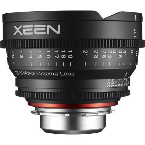 Samyang Xeen 14mm T3.1 Lens for Nikon F Mount