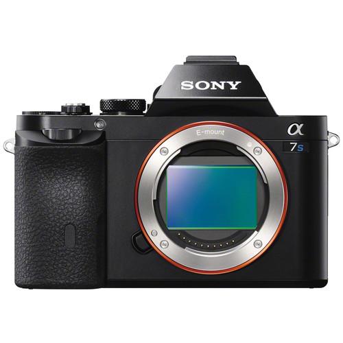 Sony a7S Camera (Free 64GB SD Card + Extra Battery NP-FW50)