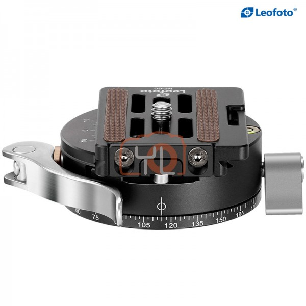 Leofoto PCL-60 Panning Clamp With NP-60 Plate