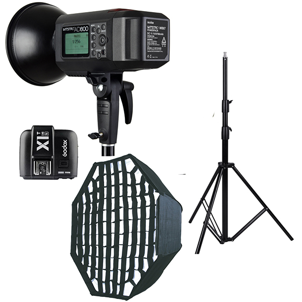 Godox AD600BM Outdoor Flash Kit Set