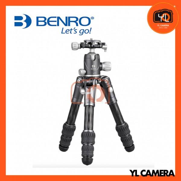 Benro FBAT03CNMVX20 Bat Carbon Fiber Zero Series 3-Leg Section Travel Tripod with VX20 Ballhead