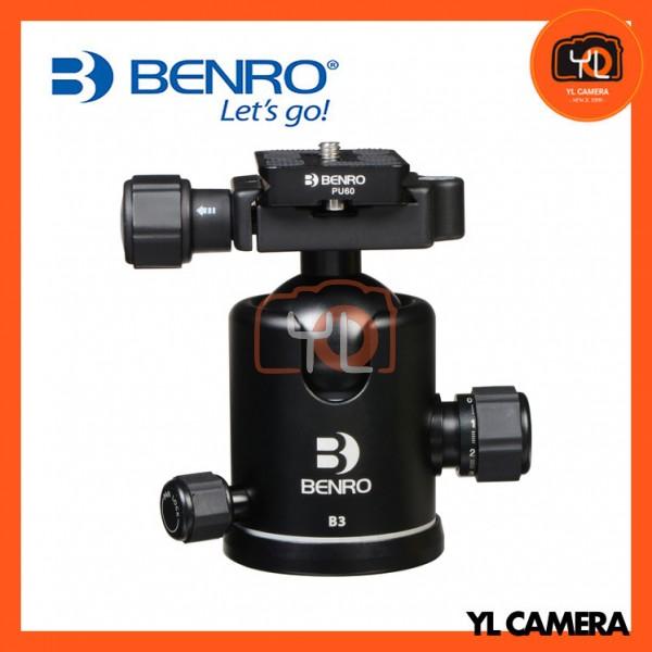 Benro B3 Triple Action Ball Head