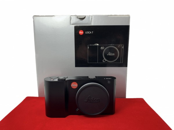 [USED-PJ33] Leica T Body [TYP 701] (Black) , 95% Like New Condition (S/N:4956839)