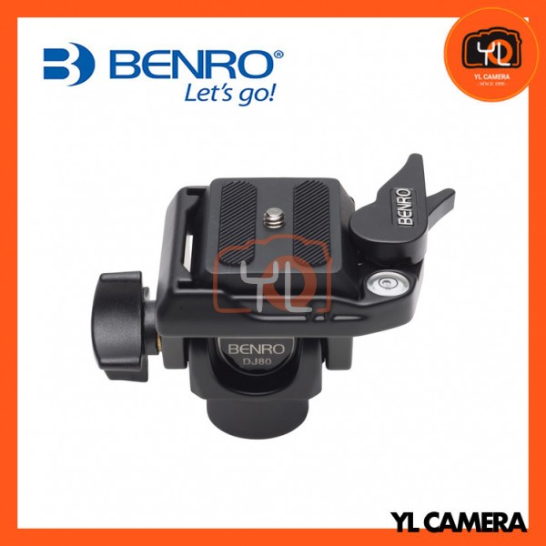Benro DJ80 Monopod Tilthead