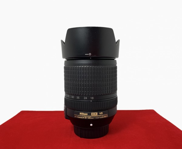 [USED-PJ33] Nikon 18-140mm F3.5-5.6G AFS DX VR, 95% Like New Condition (S/N:30424407)