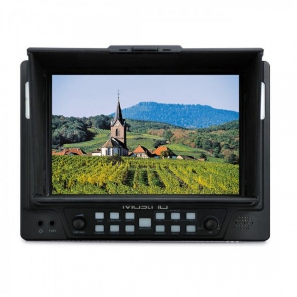 MustHD M700H 7-Inch IPS On-Camera Field Monitor