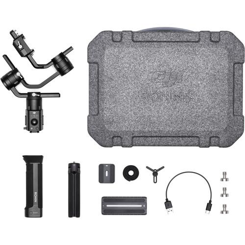 (Per-Order) DJI Ronin-S Essentials Kit