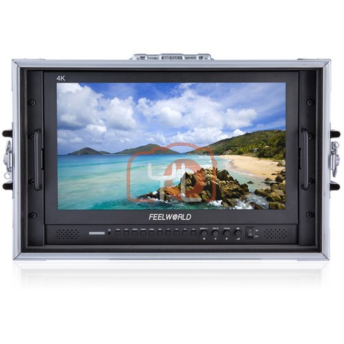 FeelWorld P173-9HSD-CO 17.3'' 4K Carry-On Broadcast Monitor