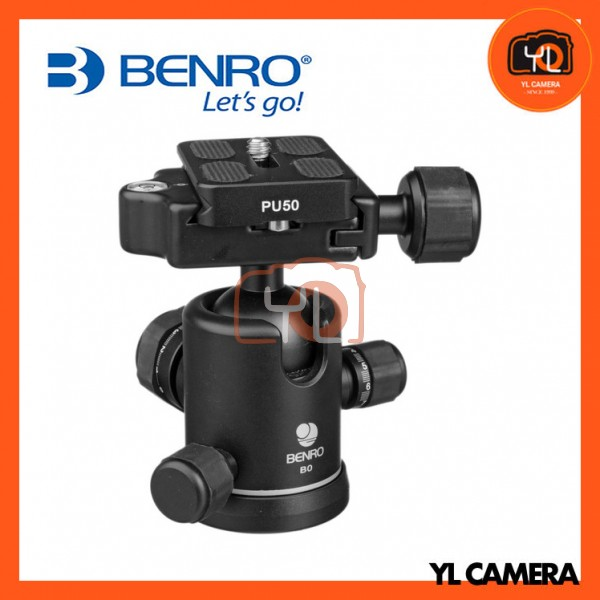 Benro B0 Double Action Ballhead