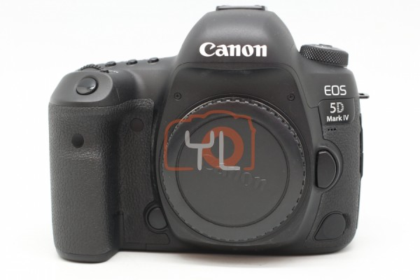 [USED-PUDU] Canon Eos 5D Mark IV Body 90%LIKE NEW CONDITION SN:258057001360