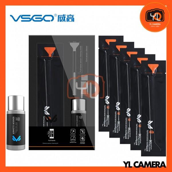 VSGO VS-S03E Full-frame Sensor Cleaning Rod Swab Kit for Digital SLR Camera