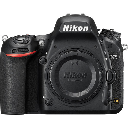 (Promotion) Nikon D750 Full Frame DSLR (Online Redemption for Extra Battery & Extended 1 Year Warranty)
