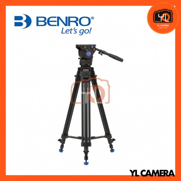 Benro BV4 Video Tripod Kit