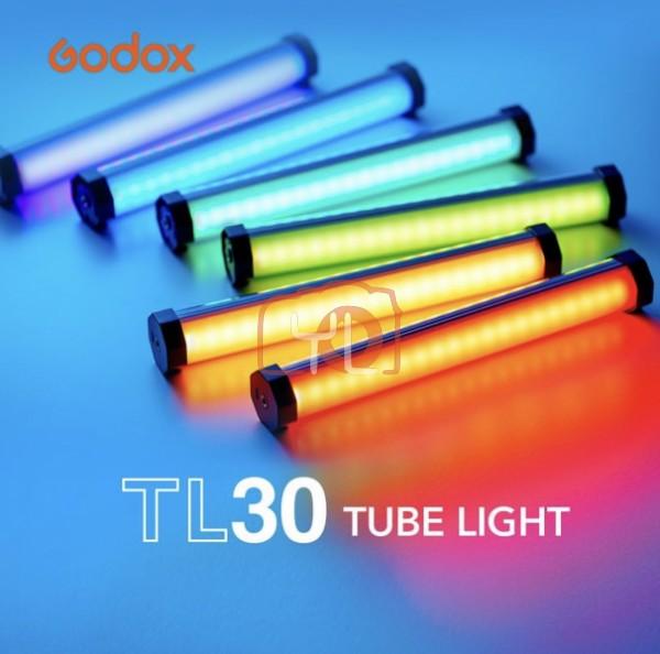 Godox TL30 RGB LED Tube Light ( 1 Light Kit )