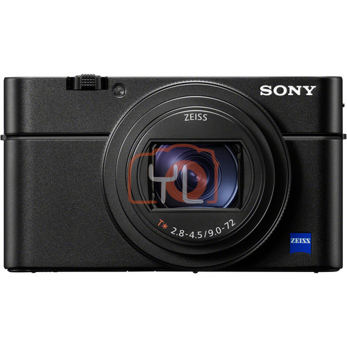 Sony RX100 VII Digital Camera (Free 64GB SD Card)