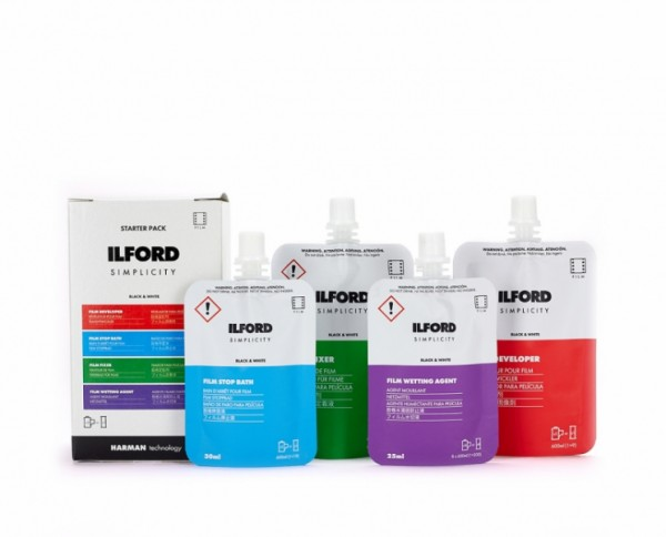 Ilford Simplicity Kit - Starter Pack