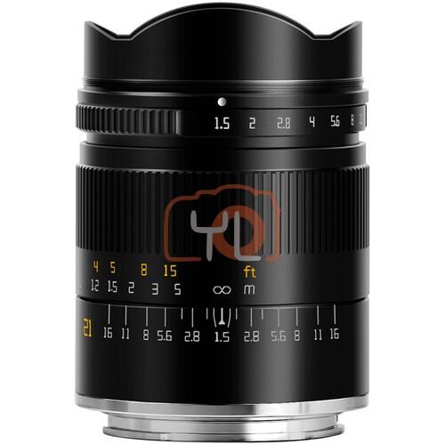TT Artisan 21mm F1.5 Lens