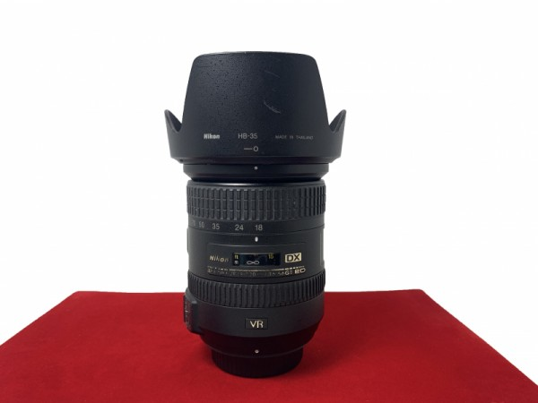 [USED-PJ33] Nikon 18-200mm F3.5-5.6 G DX AF-S VR II, 88% Like New Condition (S/N:42276563)
