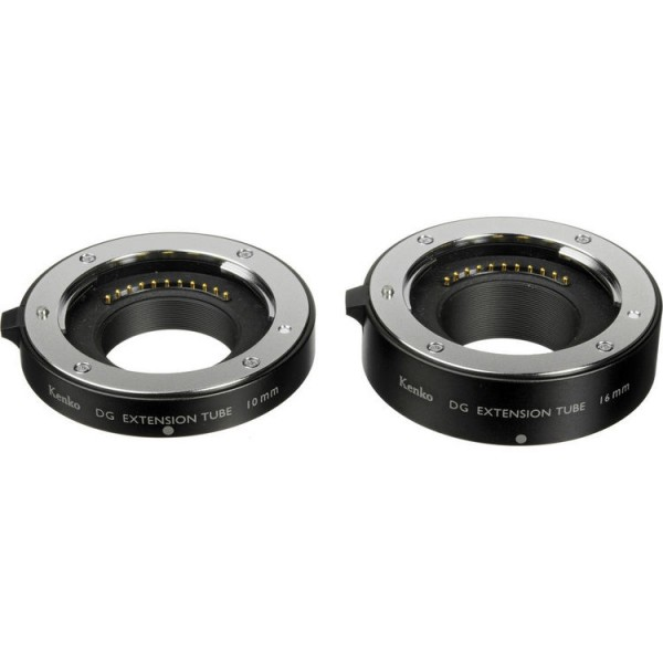 (Pre-Order) Kenko Auto Extension Tube Set  - For Micro Four Thirds