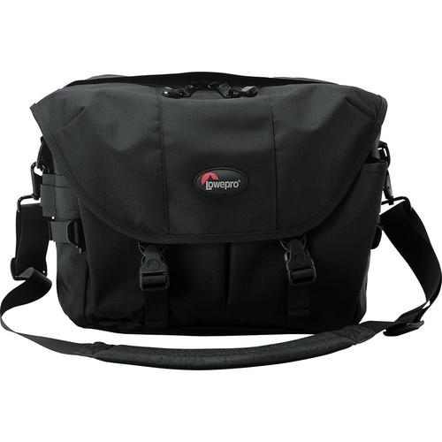 Lowepro Stealth Reporter D400 AW Shoulder Bag (Black)