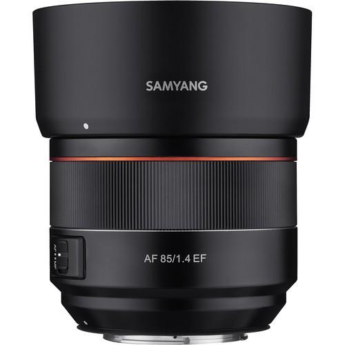 Samyang AF 85mm F1.4 Lens for Canon EF