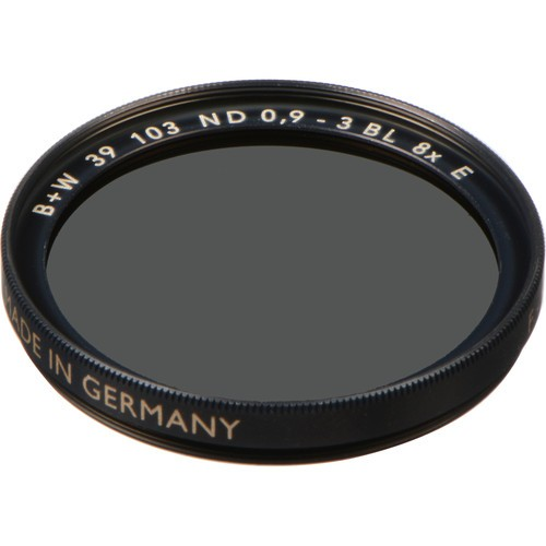 B+W 48mm SC 103 ND 0.9 Filter (3-Stop)