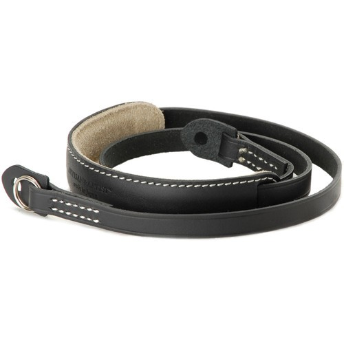 Artisan & Artist ACAM-250 Leather Camera Strap (Black)