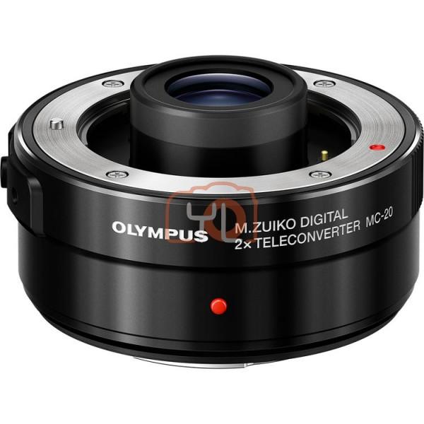Olympus MC-20 2x Teleconverter M. Zuiko
