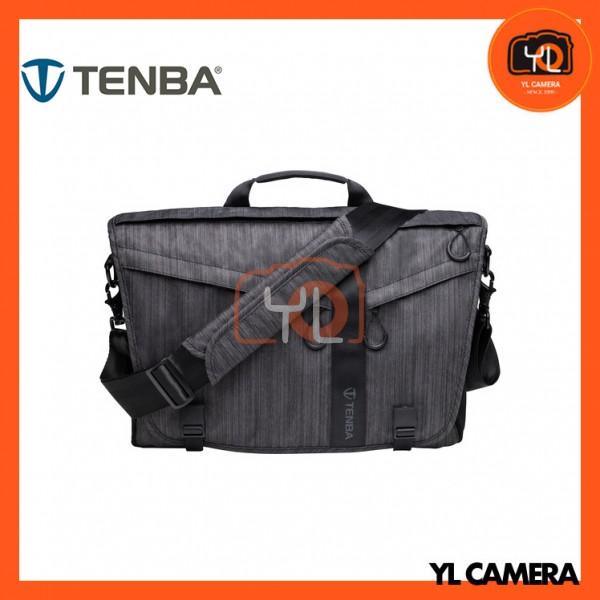 Tenba DNA 15 Slim Messenger Bag (Graphite)