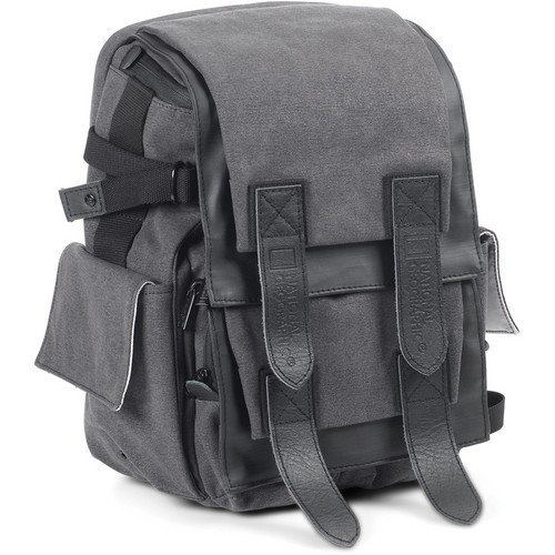 National Geographic NG W5051 Walkabout Small Rucksack (Gray)