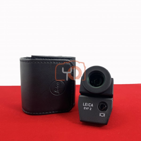 [USED-PJ33] Leica EVF-2 Viewfinder, 95% Like New Condition (S/N:1009626)