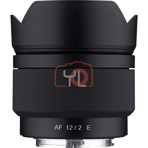 Samyang AF 12mm F2.0 Lens for Sony E-Mount