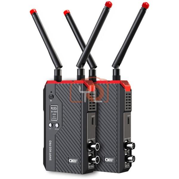 CVW Crystal Video Technology Swift800 Pro SDI & HDMI Wireless Video Transmission System