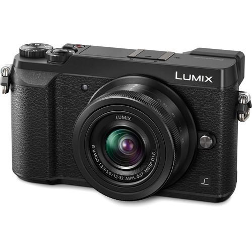 Panasonic Lumix DC-GX85 W12-32mm (Black)