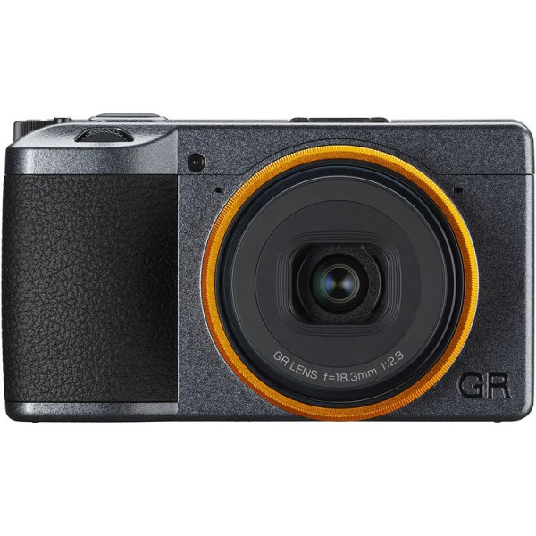 RICOH GR III Street Edition Digital Camera (Free GS-3 WW Strap)
