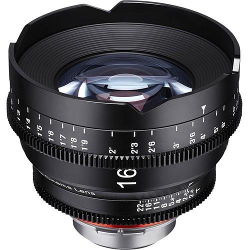 Samyang Xeen 16mm T2.6 Lens for PL