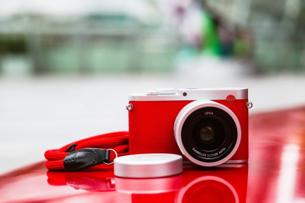 Leica Q Typ116 (RED/Silver)